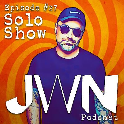 JWN #27 Solo Show: Protect Ya Neck