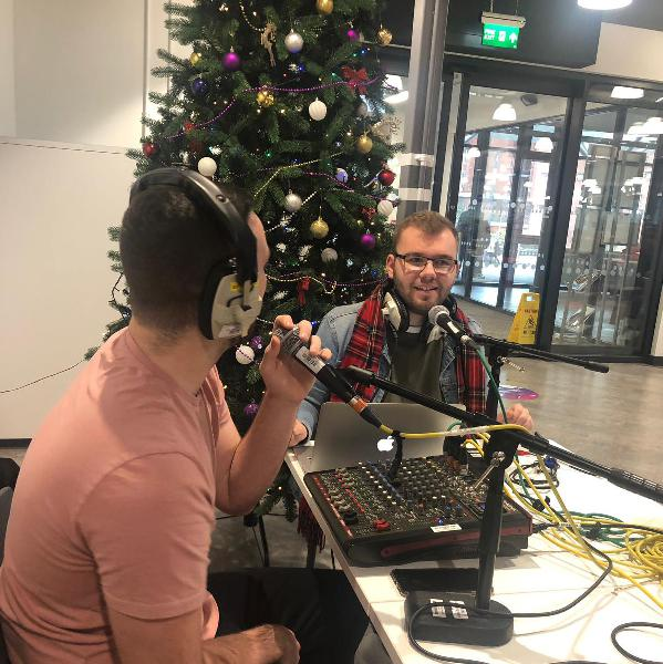 Show Four: LIVE from Food Village - Christmas Special