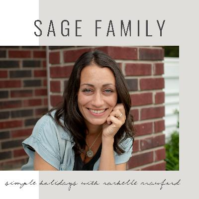 38: Simple Holidays with Rachelle Crawford