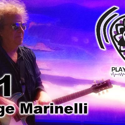 #61 Player's Pick Podcast - George Marinelli / Bonnie Raitt / Bruce Hornsby & the Range