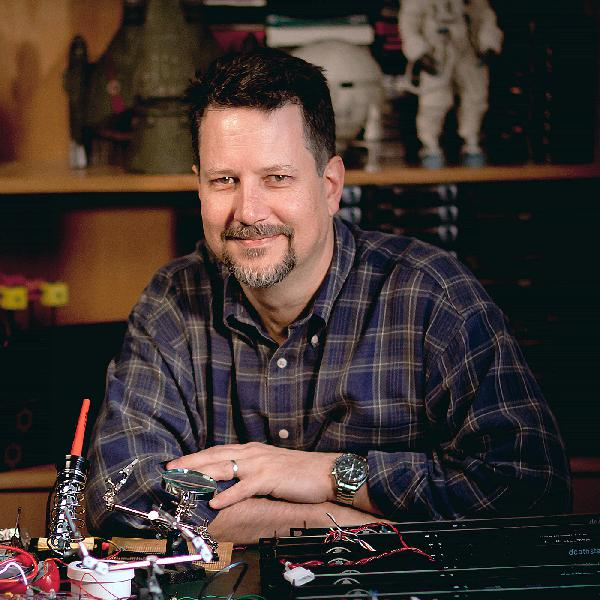 Industrial Light And Magic Adam Savage: John Knoll