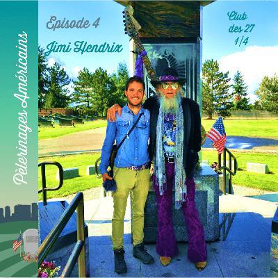 4: Club des 27 - Jimi Hendrix - Pèlerinage à Seattle pour le God of Guitar