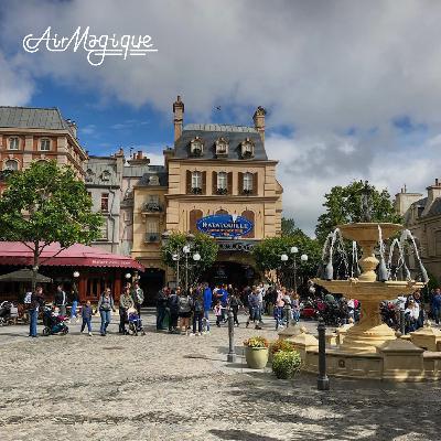 Top 5 Attractions at Disneyland Paris