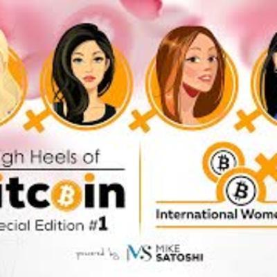 High Heels of Bitcoin Special Edition #1 | Lea Thompson, Amina Motala, Nicole