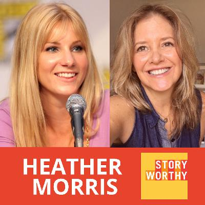 680 - I Ate Dinner With A Pride of Lions in Africa with Dancer/Actress Heather Morris