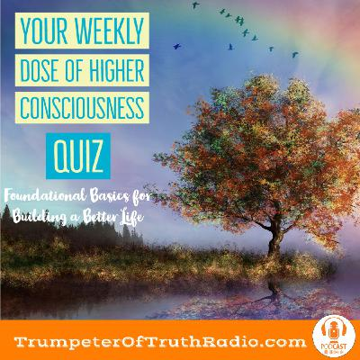 YWDOHC Quiz: Which Spiritual Writings or Spiritual Scriptures is of Highest Consciousness?