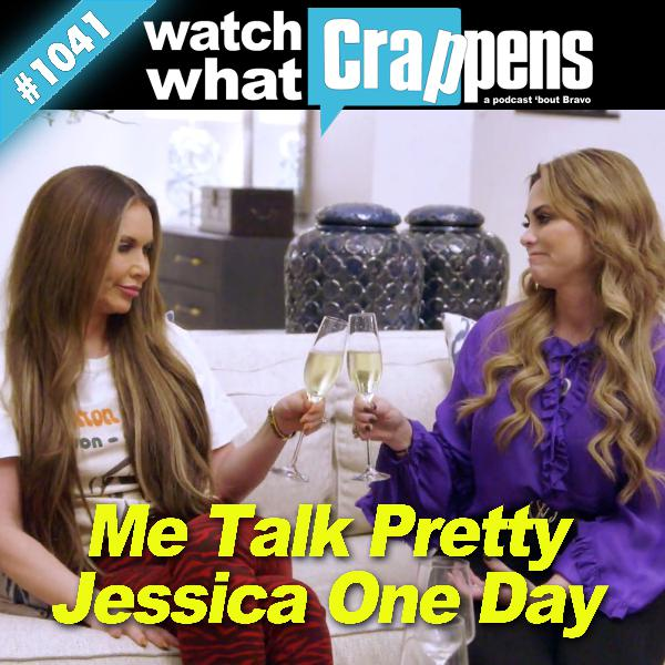 RHOD: Me Talk Pretty Jessica One Day