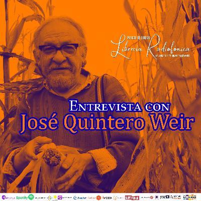 #261: Entrevista con José Quintero Weir (primera parte)