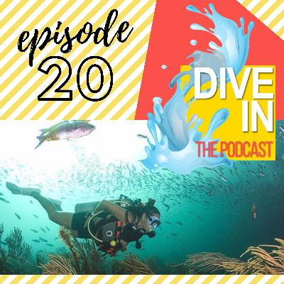 "Episode 20: ""Underwater Heart Attacks"" with guest Christine Finney"