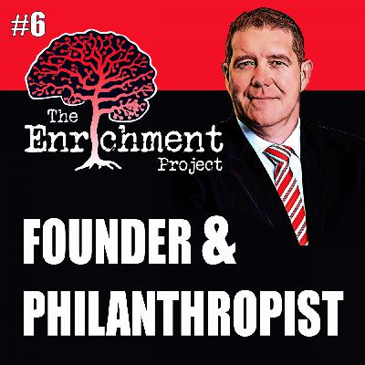 The Founder and Philanthropist | Craig Featherby