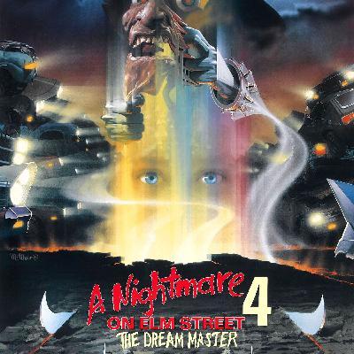 Slasher Series 20. A Nightmare on Elm Street 4: Dream Master
