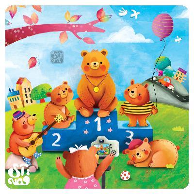 هزارقصه | هری خرسه