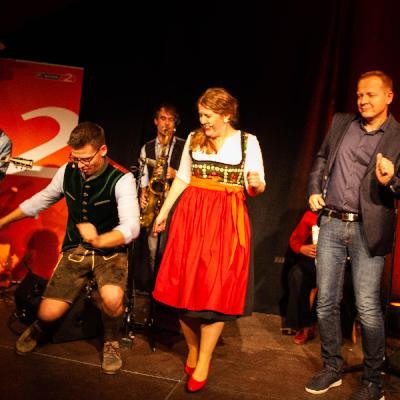 radioSpitzen live vor Ort in Eggenfelden Teil 2