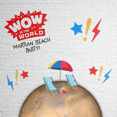 Martian Beach Party