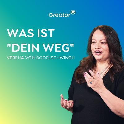 #825 Traumreise: 3 Schritte zu DIR deinen Träumen // Verena von Bodelschwingh