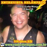 Rádio 4 Tempos - Entrevista Relâmpago 21