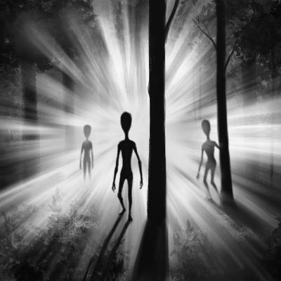 S03E31b - The Rendlesham Forest Incident   Part Two