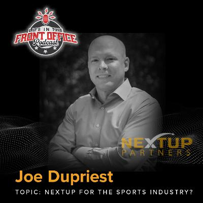What's it like to be a CMO? With Joe Dupriest, NextUP Partners Series