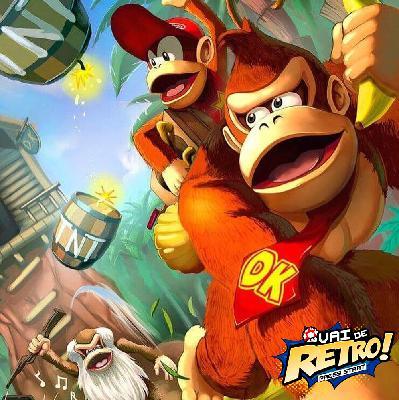 VDR #19 – Donkey Kong Country