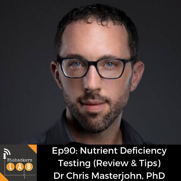 Nutrient Deficiency Testing (Review & Tips) • Dr Chris Masterjohn, PhD