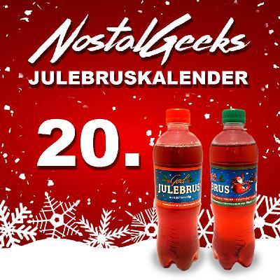 NostalGeeks Julebruskalender - 20 - Mack Julebrus