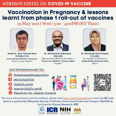 Real issues for COVIDー19 Vaccine Immunization & Pregnancy