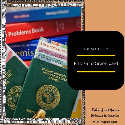 From F1 visa to Green Card