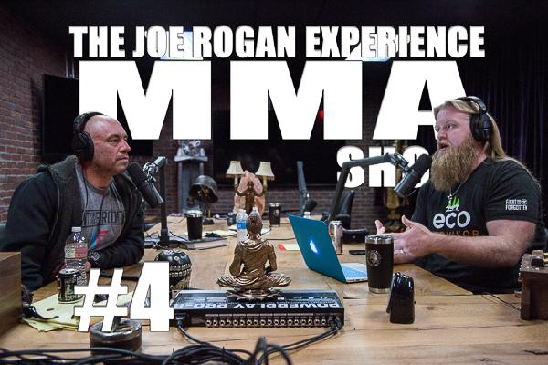 MMA Show #4 with Justin Wren