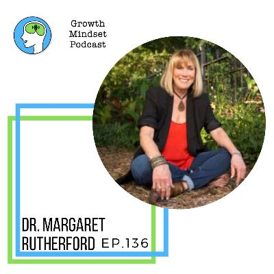 136: Perfectly hidden depression - Dr Margaret Rutherford, PhD, Author & host Self work podcast