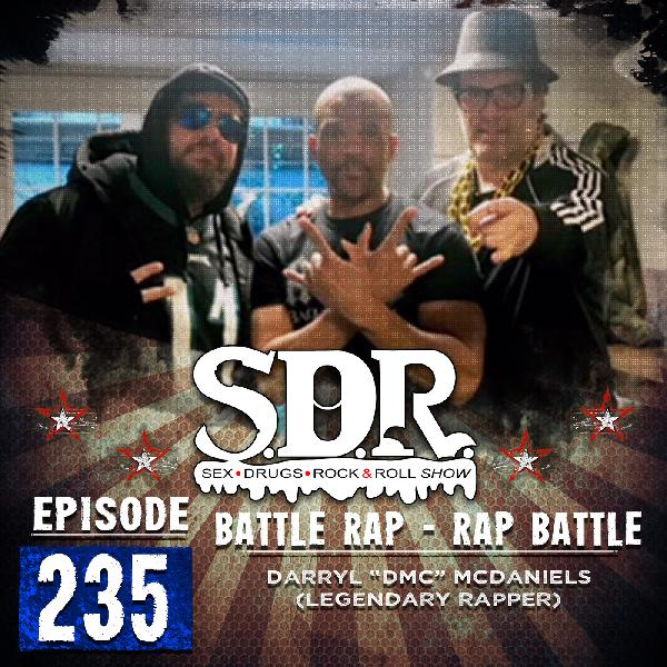 "Darryl ""DMC"" McDaniels (Legendary Rapper) - Battle Rap - Rap Battle"