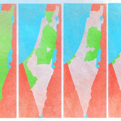 Израиль и Палестина — кто с кем воюет и почему
