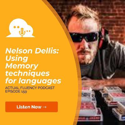 AFP 159 - Nelson Dellis: Using Memory techniques for languages