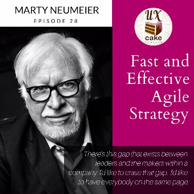 Fast and effective - Agile Strategy with Marty Neumeier