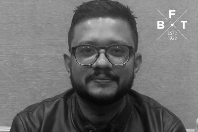 46: Building BFT brand with Saurav Roy  (Case Study)