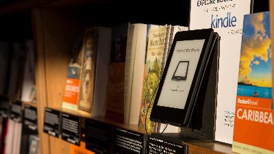 "Will ""artificial scarcity"" of library e-books push sales?"