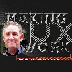 Episode 09, Peter Kaizer :: Designing with the head, the heart and the hands