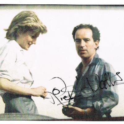 Princess Diana Museum - Richard Dalton, Princess Diana's Hair Stylist - World Exclusive  - Part 1