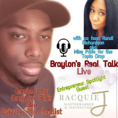 Braylon's Real Talk Live S4 EP 8