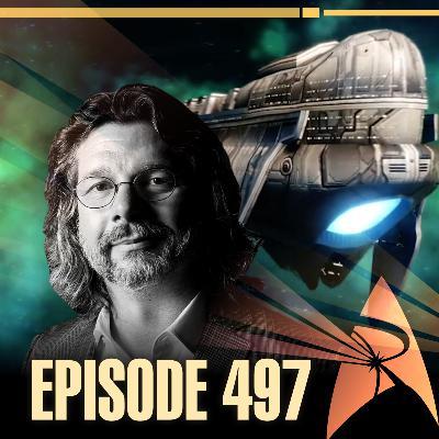 497 - Ron Moore & Star Trek, Rumors of Archer, & Klingon Stories | Priority One: A Roddenberry Star Trek Podcast
