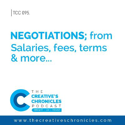 NEGOTIATIONS; from fees, salaries, terms and more