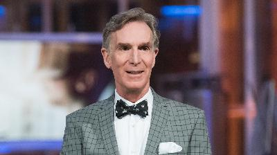 How Bill Nye Became the 'Science Guy'