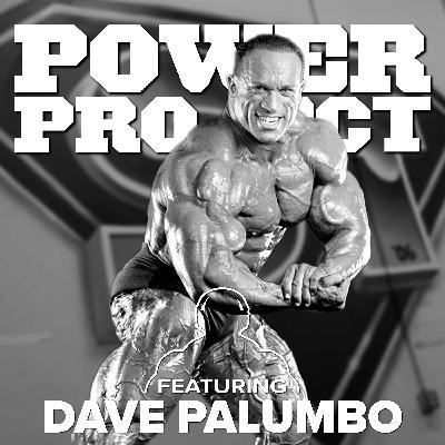 EP. 523 -  Old School Bodybuilding with Dave Palumbo