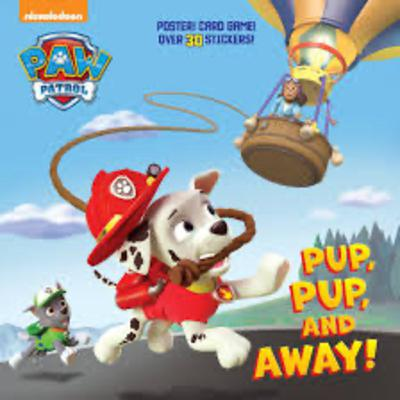 Pup, Pup and Away! (Paw Patrol) - Season Two - Episode Five