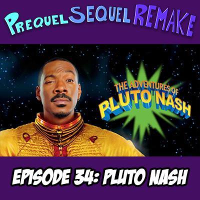 Pluto Nash | Prequel Sequel Remake