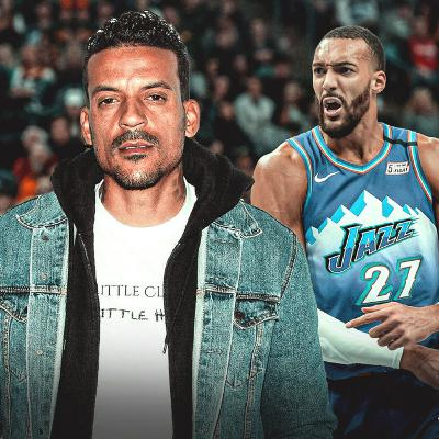 Matt Barnes goes off on Rudy Gobert of the Utah Jazz