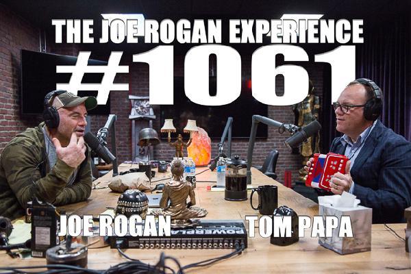#1061 - Tom Papa