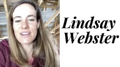 Lindsay Webster - CoOp Farming and SkyRunning