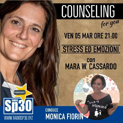 #vivalamamma - Counseling for you - Stress ed Emozioni