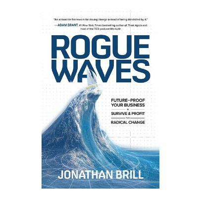 Podcast 874: Rogue Waves with Jonathan Brill