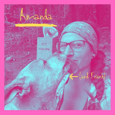 Living the Adventure of Voluntary Simplicity w/ Amanda Shale (and Frank!)